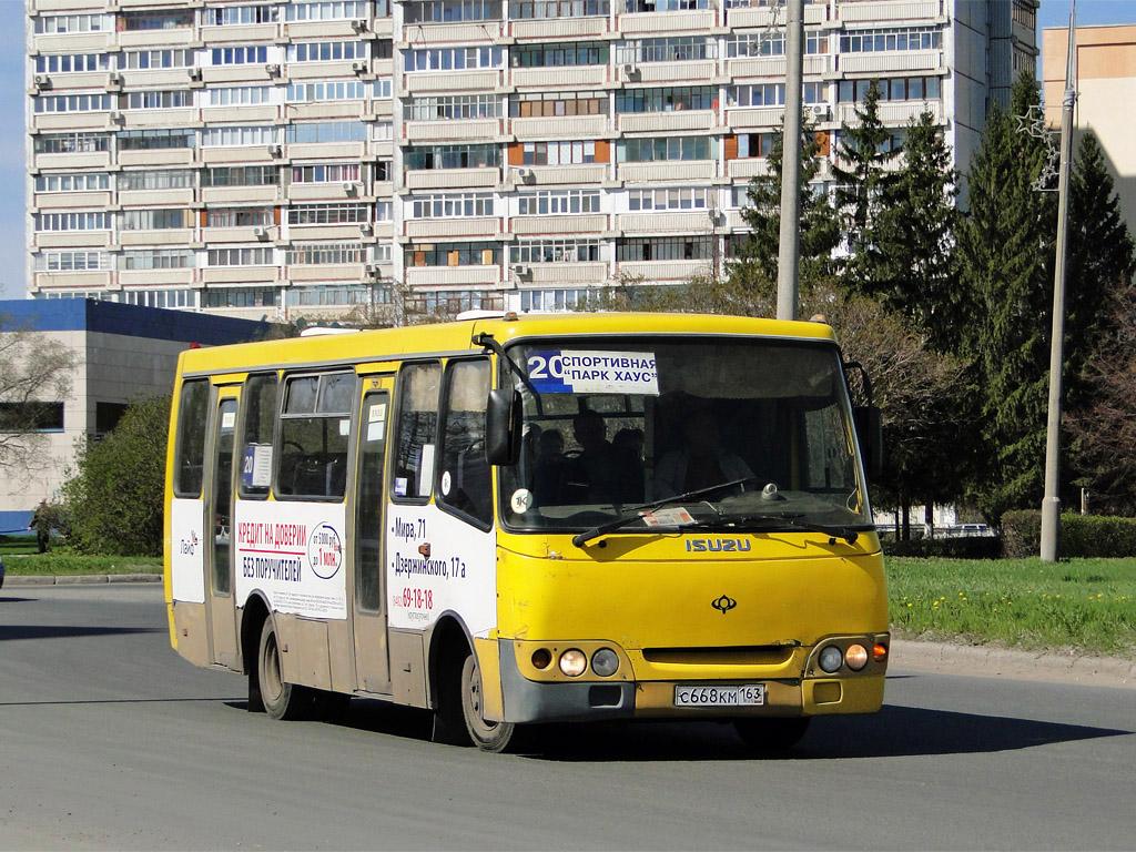 Tolyatti, Bogdan А09204 # С 668 КМ 163
