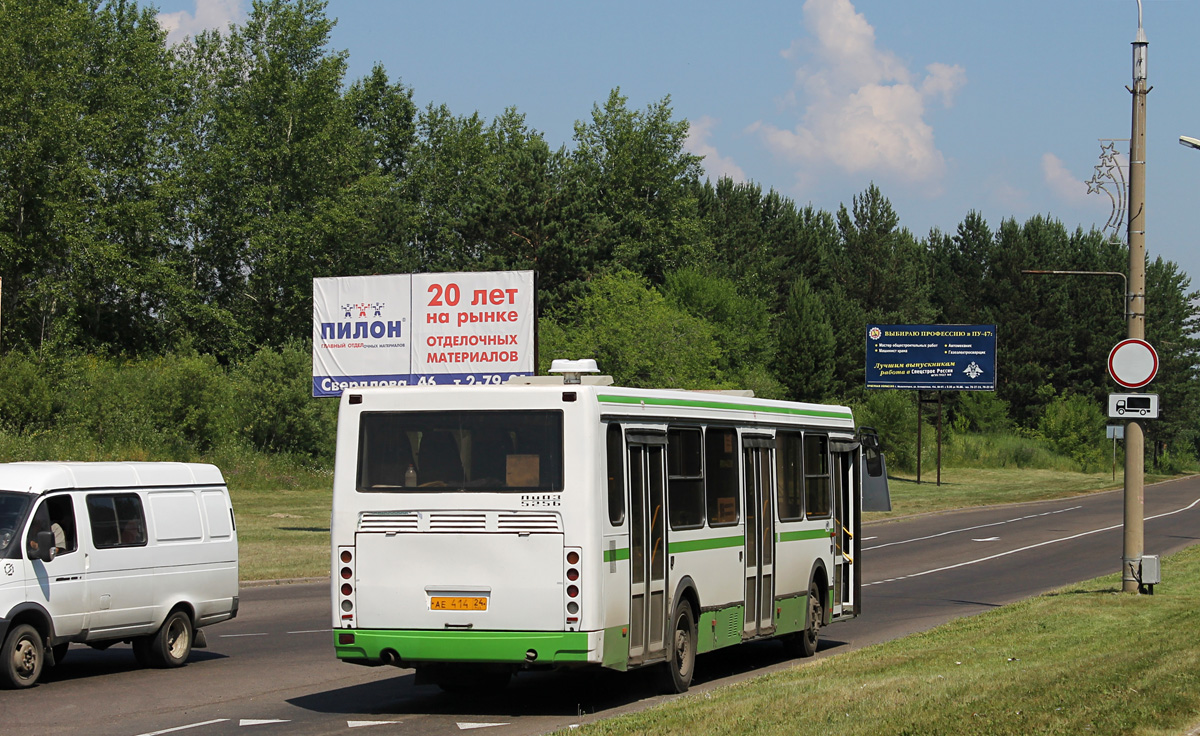 Zhеlеznоgоrsk, LiAZ-5256.26 # АЕ 414 24