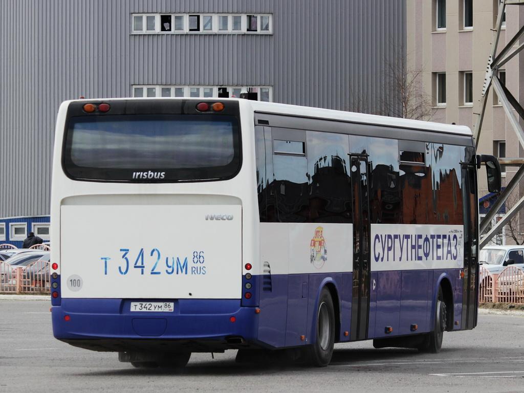 Surgut, Irisbus Crossway 12M # 4145