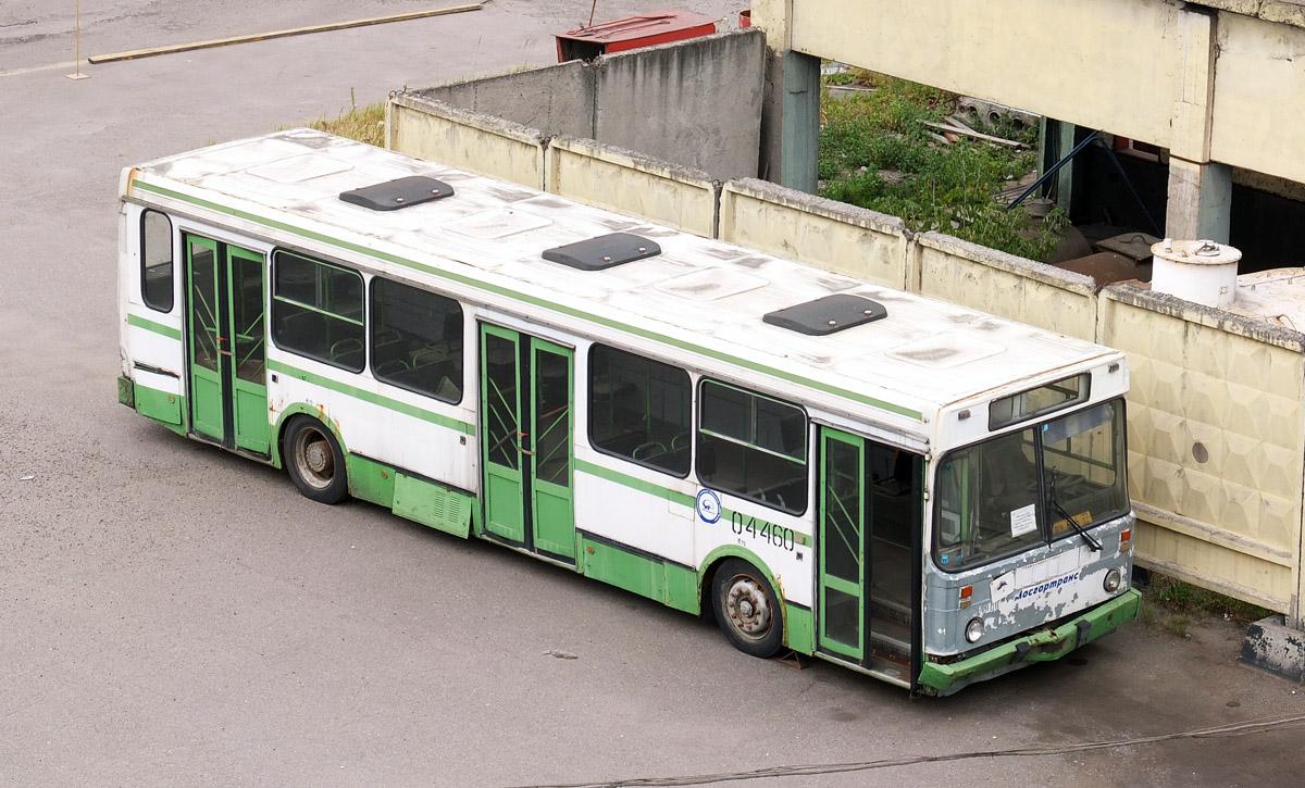 Moscow, LiAZ-5256.25 # 04460