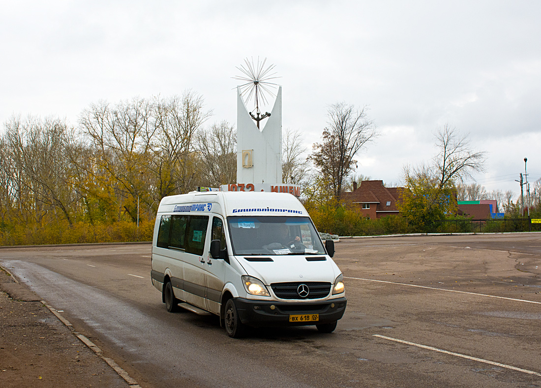 Sterlitamak, Mercedes-Benz Sprinter 515CDI # 7386