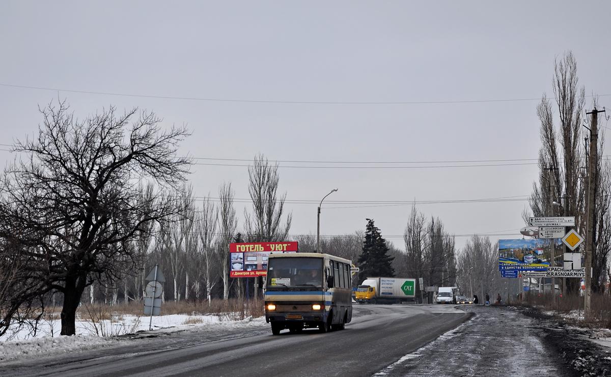 """Gorlovka, BAZ-А079.24 """"Эталон"""" # АН 0727 АА"""