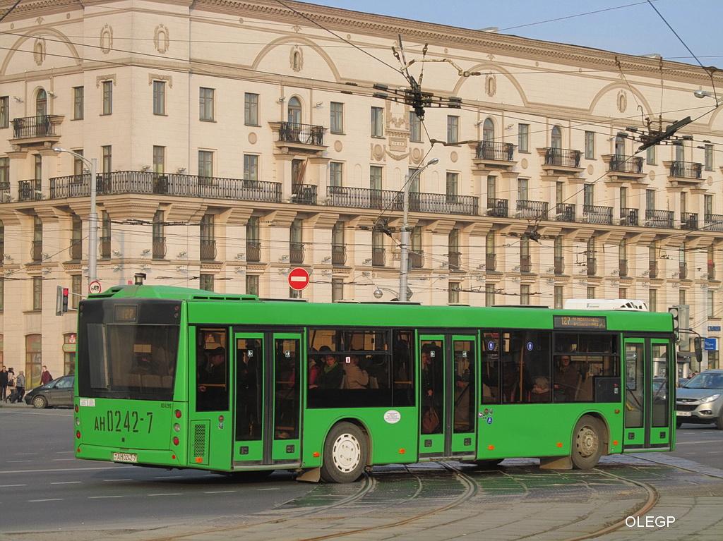 Minsk, MAZ-203.068 # 024295