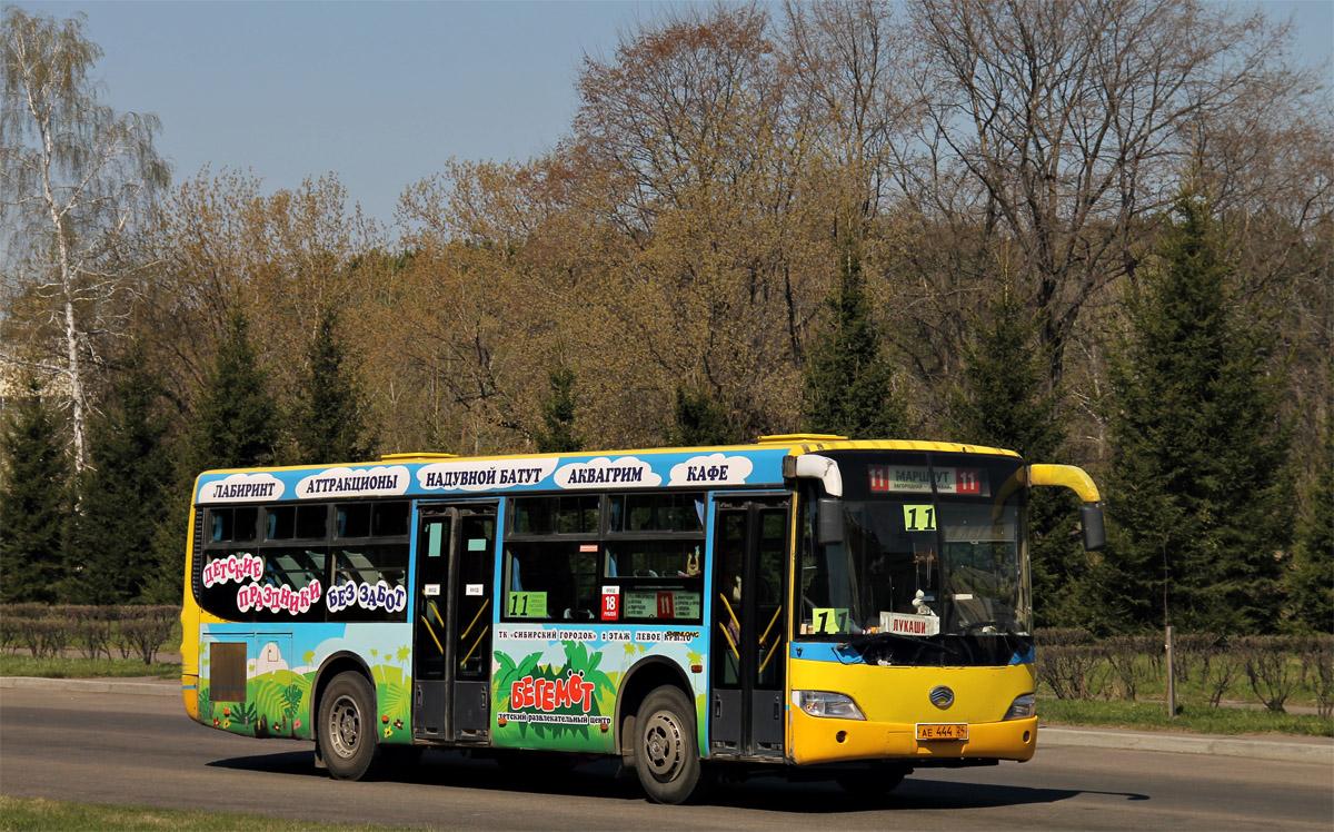 Железногорск (Красноярский кр), ShenLong SLK6101 # АЕ 444 24