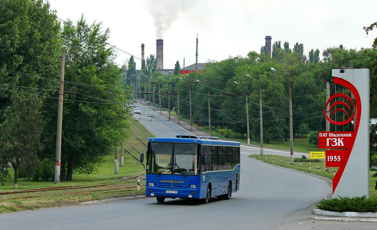 Kryvyi Rig, NefAZ-5299-10-16 (5299CP) # АЕ 0476 ВВ