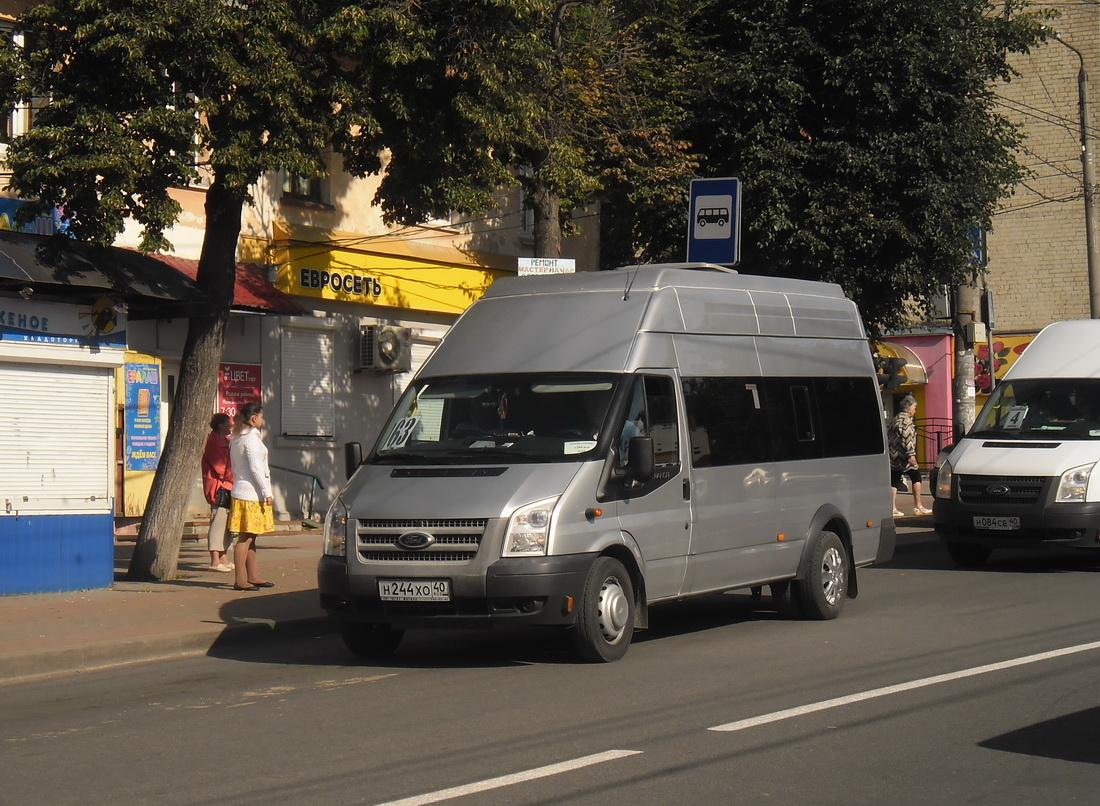 Kaluga, Nizhegorodets-222709 (Ford Transit) # Н 244 ХО 40