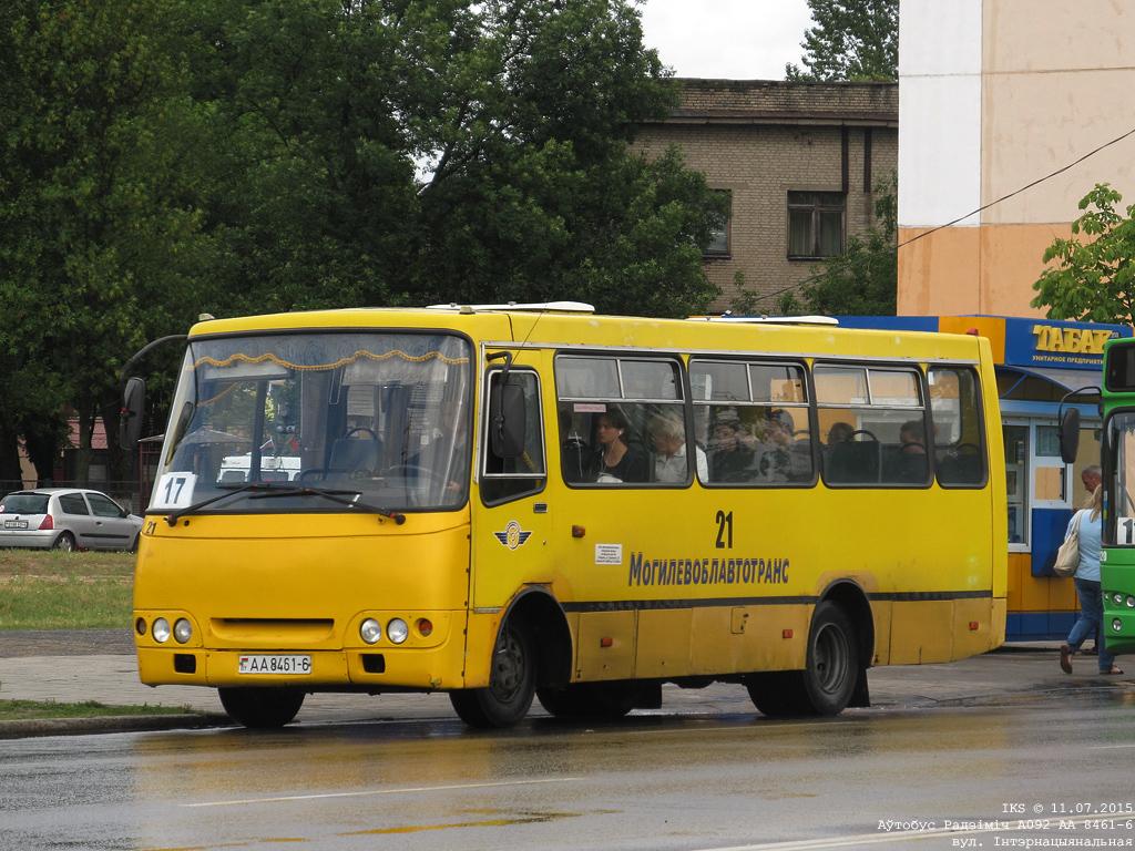 Bobruisk, Radzimich А092 # 21