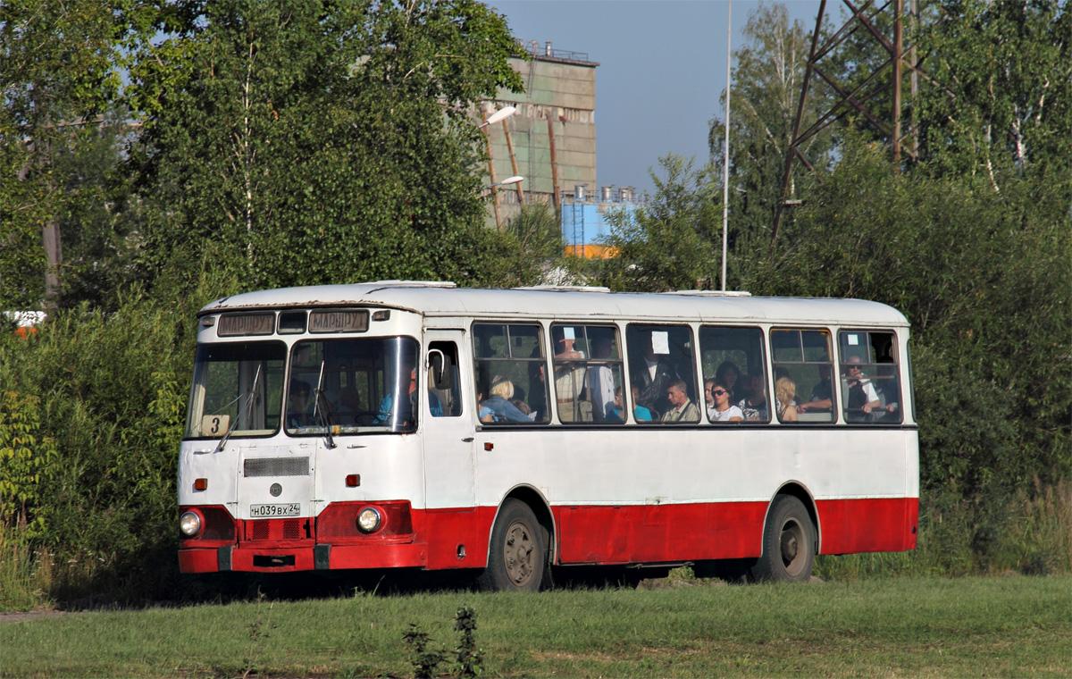 Zhеlеznоgоrsk, LiAZ-677 (ToAZ-677) # Н 039 ВХ 24