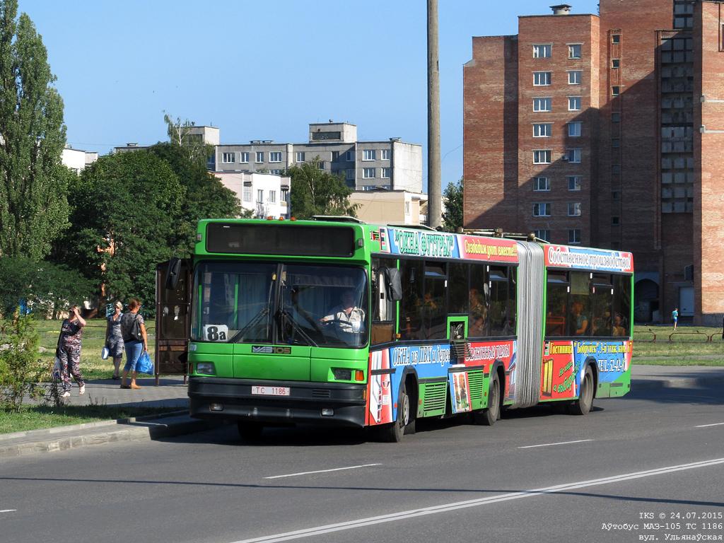 Bobruisk, MAZ-105.060 # 370