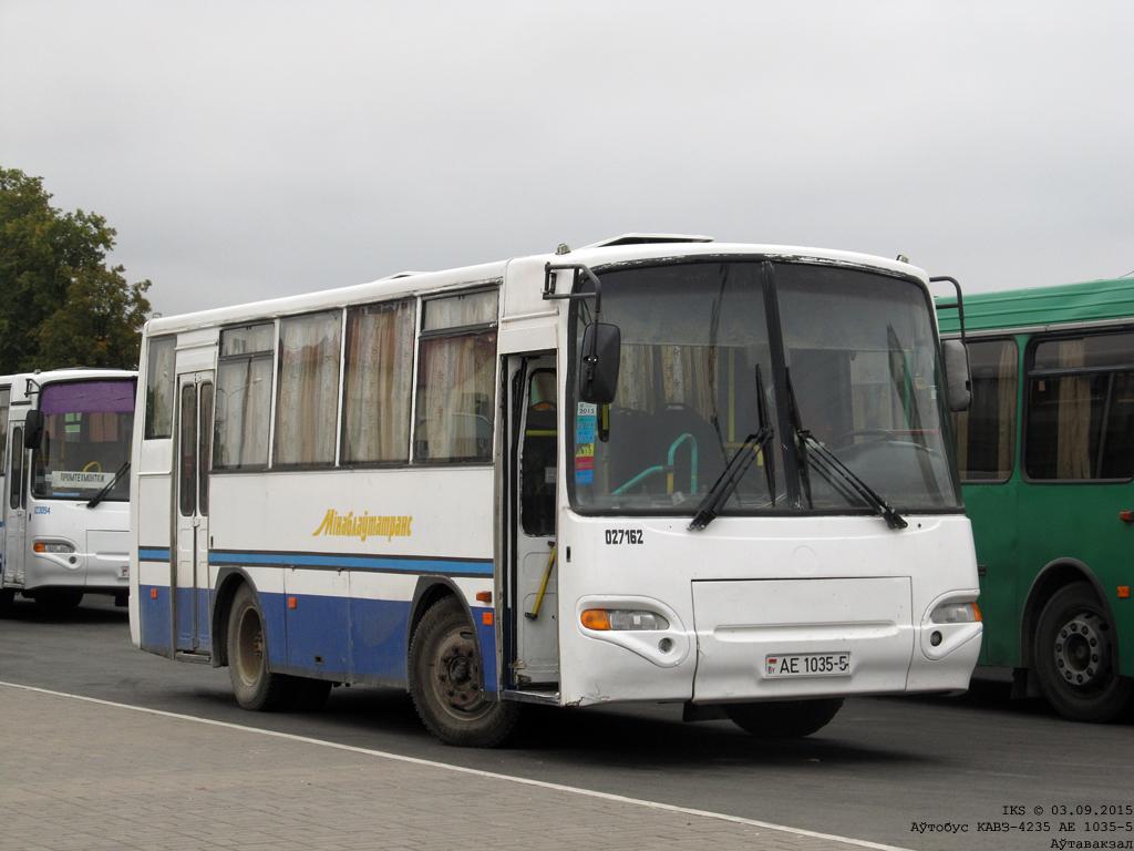 Soligorsk, PAZ-4230 Aurora # 027162