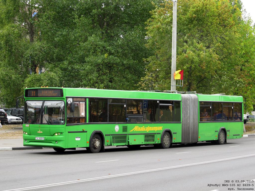 Soligorsk, MAZ-105.465 # 012221