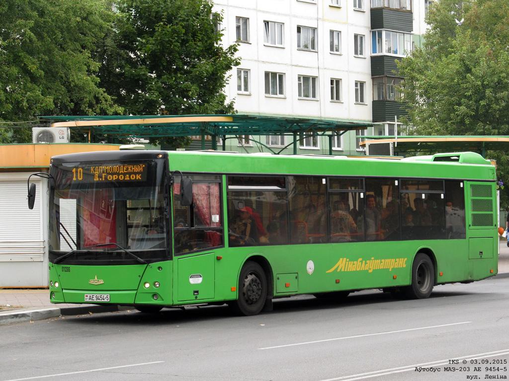 Soligorsk, MAZ-203.065 # 011266