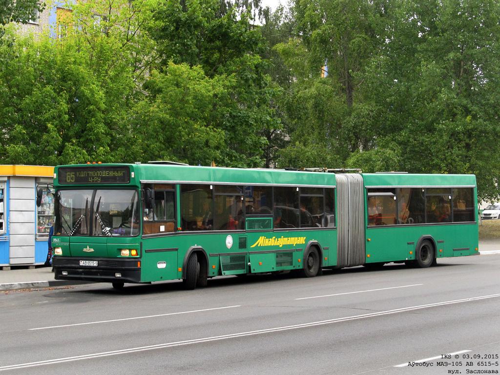 Soligorsk, MAZ-105.065 # 010481