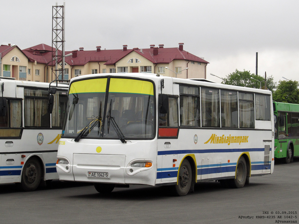 Soligorsk, PAZ-4230 Aurora # 027235