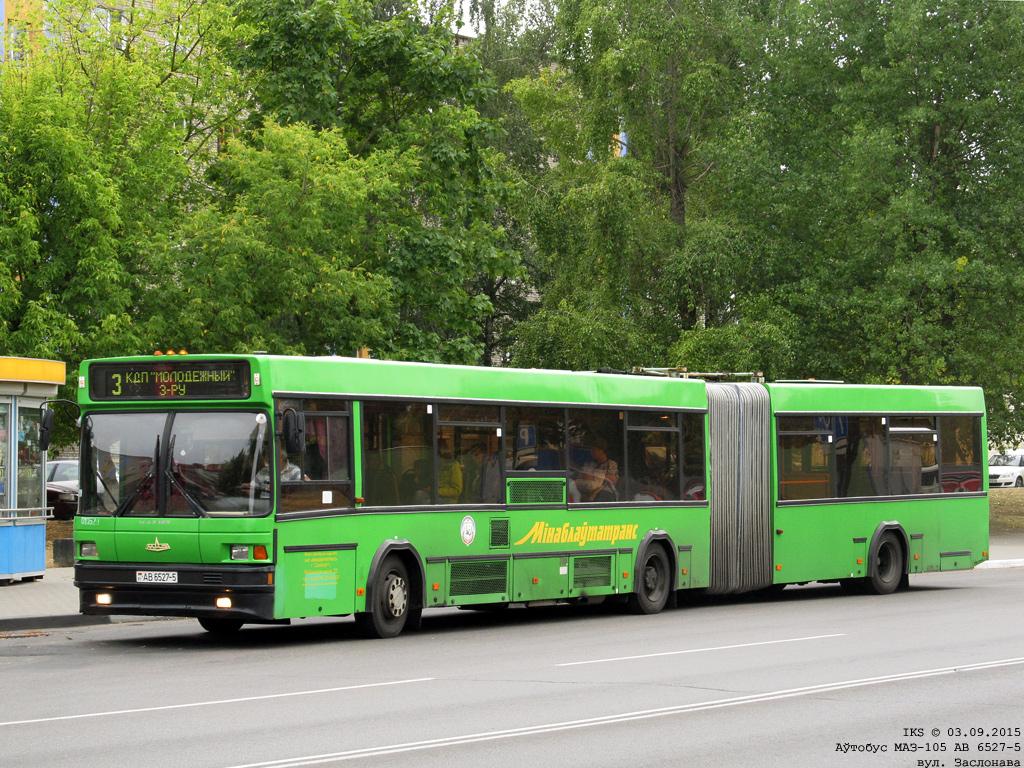 Soligorsk, MAZ-105.065 # 010529