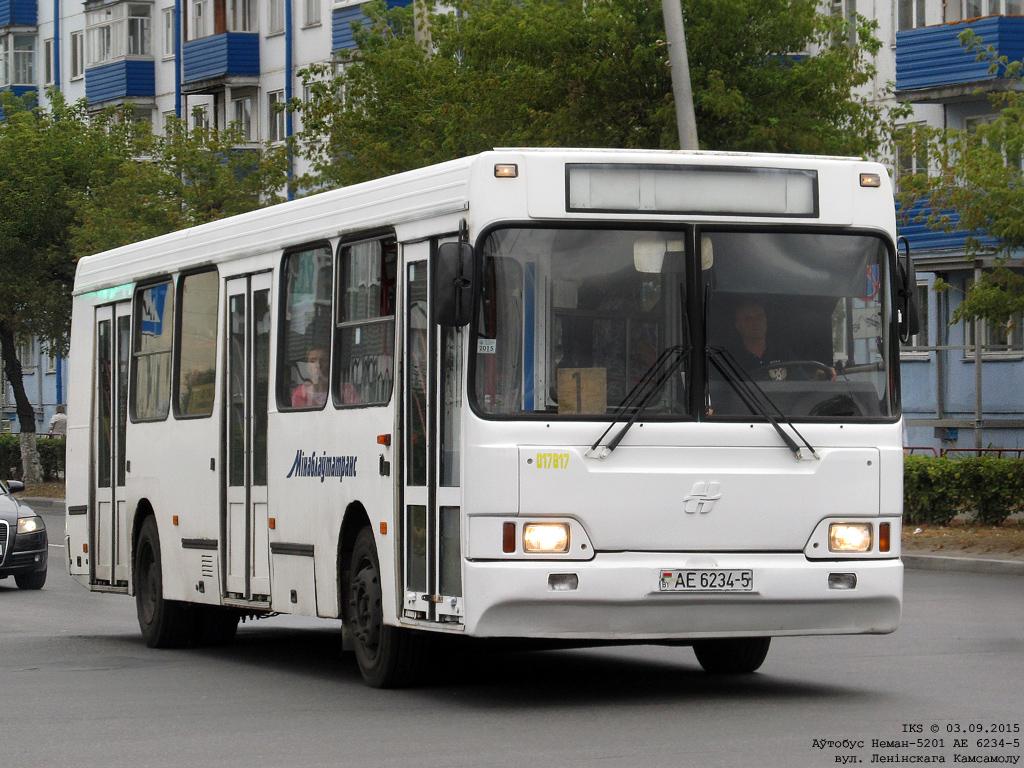 Soligorsk, Neman-5201 # 017817