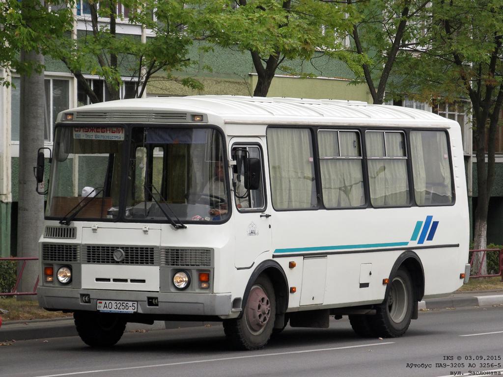 Soligorsk, ПАЗ-РАП-32053 # АО 3256-5