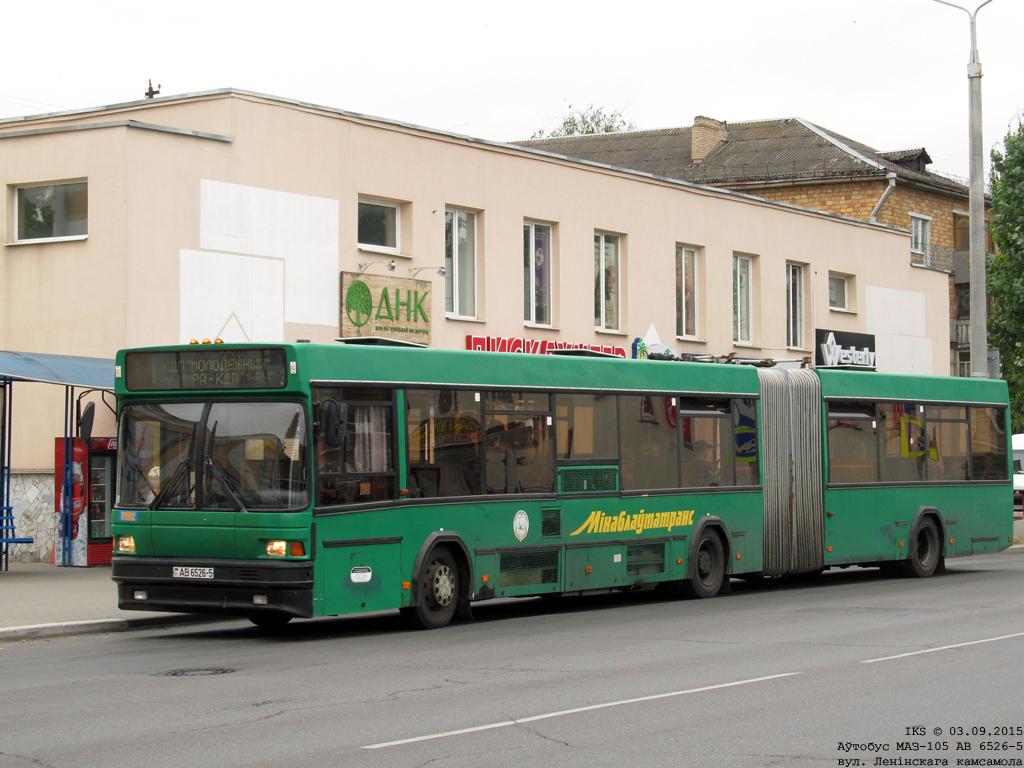 Soligorsk, MAZ-105.065 # 010502