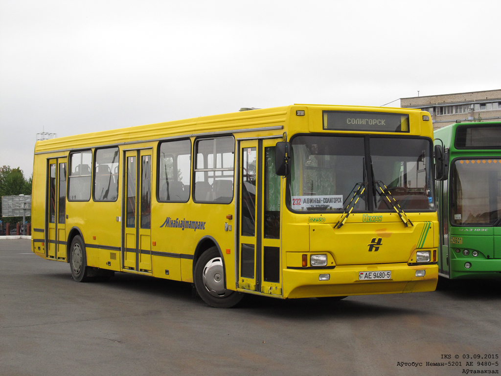 Soligorsk, Neman-5201 # 022550