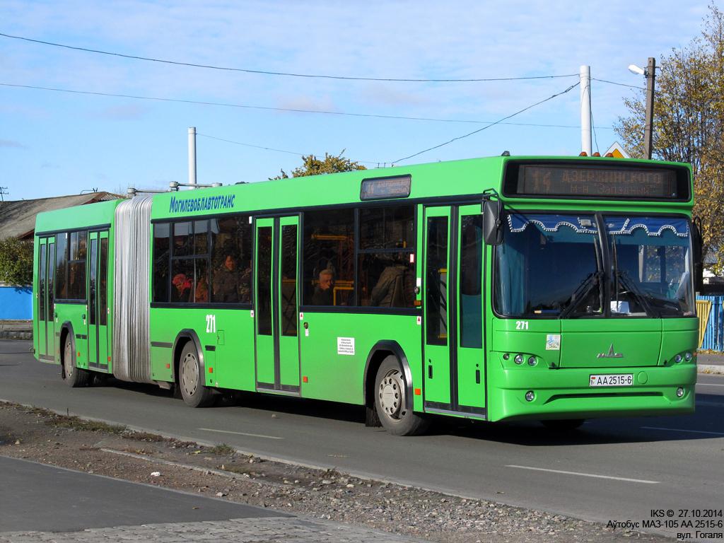 Bobruisk, MAZ-105.465 # 271