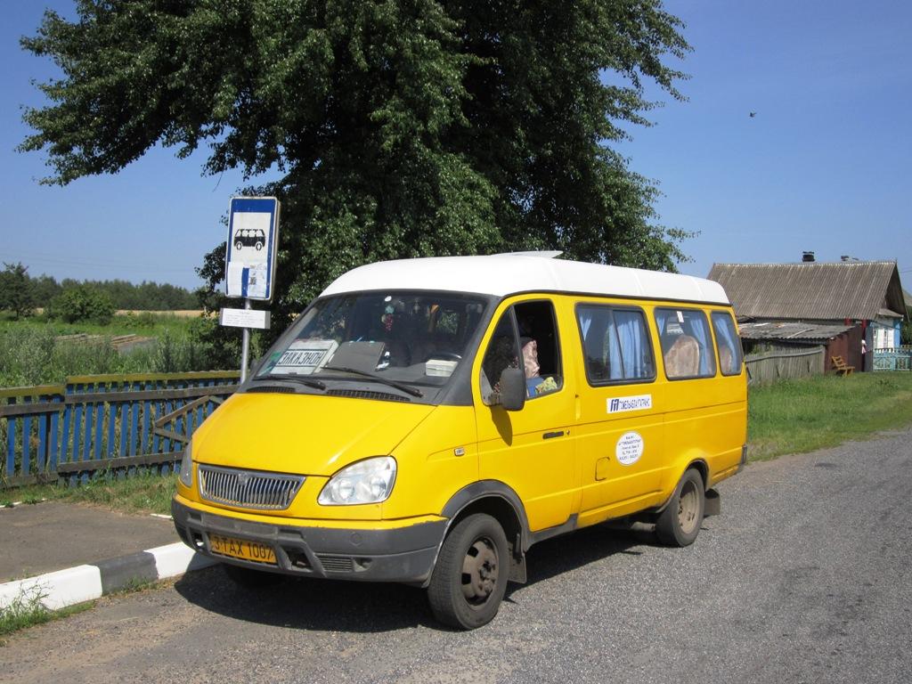 Rogochov, GAZ-322132 # 032727