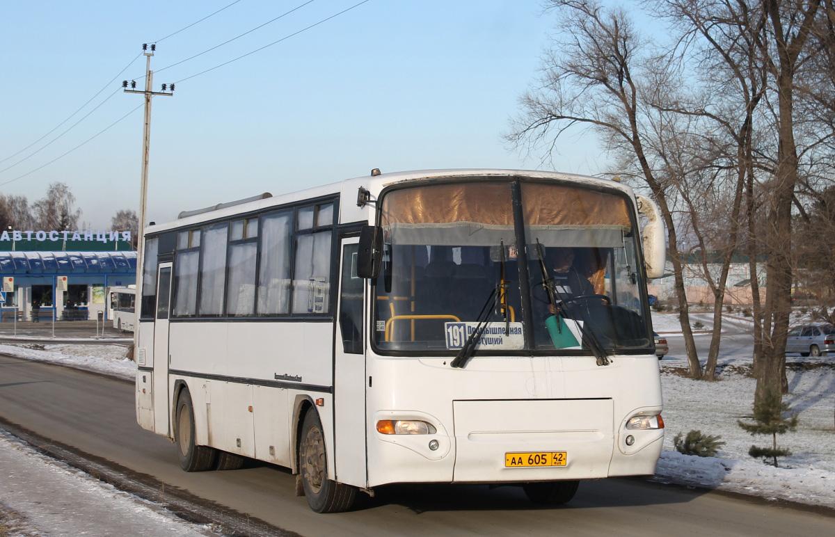 Promyshlennaya, KAvZ-4238-02 # 123