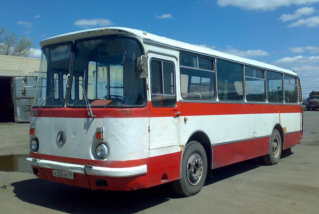 Orsk, LAZ-695Н # А 226 ВК 56