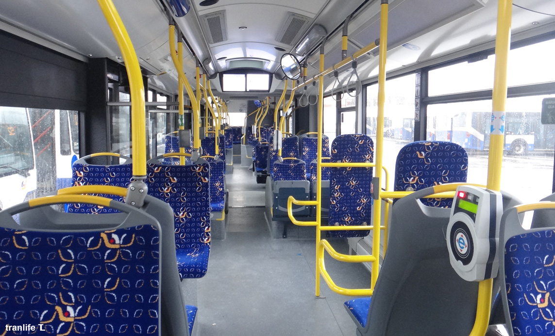 Riga, Solaris Urbino III 18 # 79099