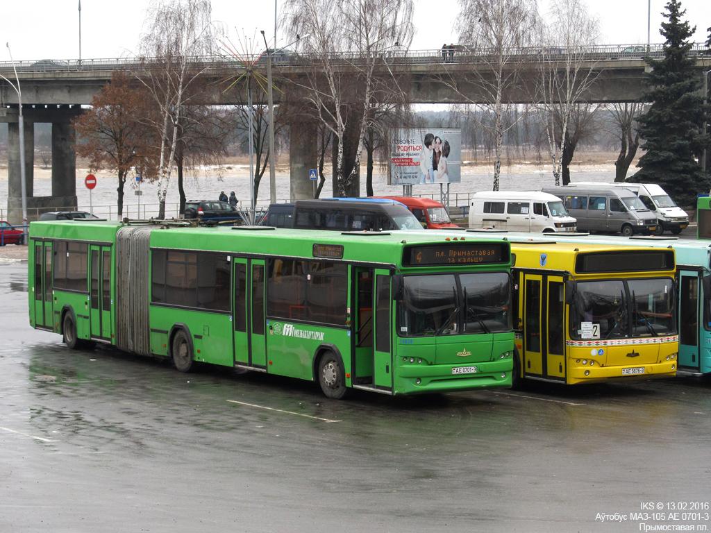 Mozyr, МАЗ-105.465 # 024030