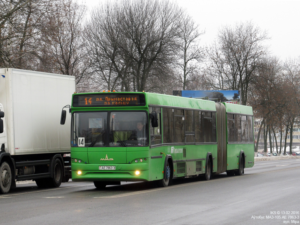 Mozyr, МАЗ-105.465 # АЕ 7863-3