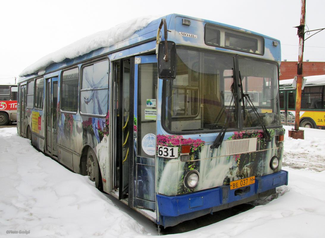 Ekaterinburg, LiAZ-5256.40 # 631