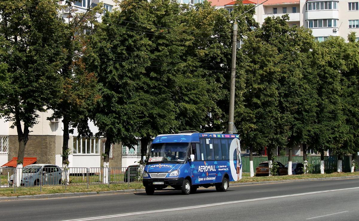 Borispol, Ruta 23 # АІ 0127 ЕВ