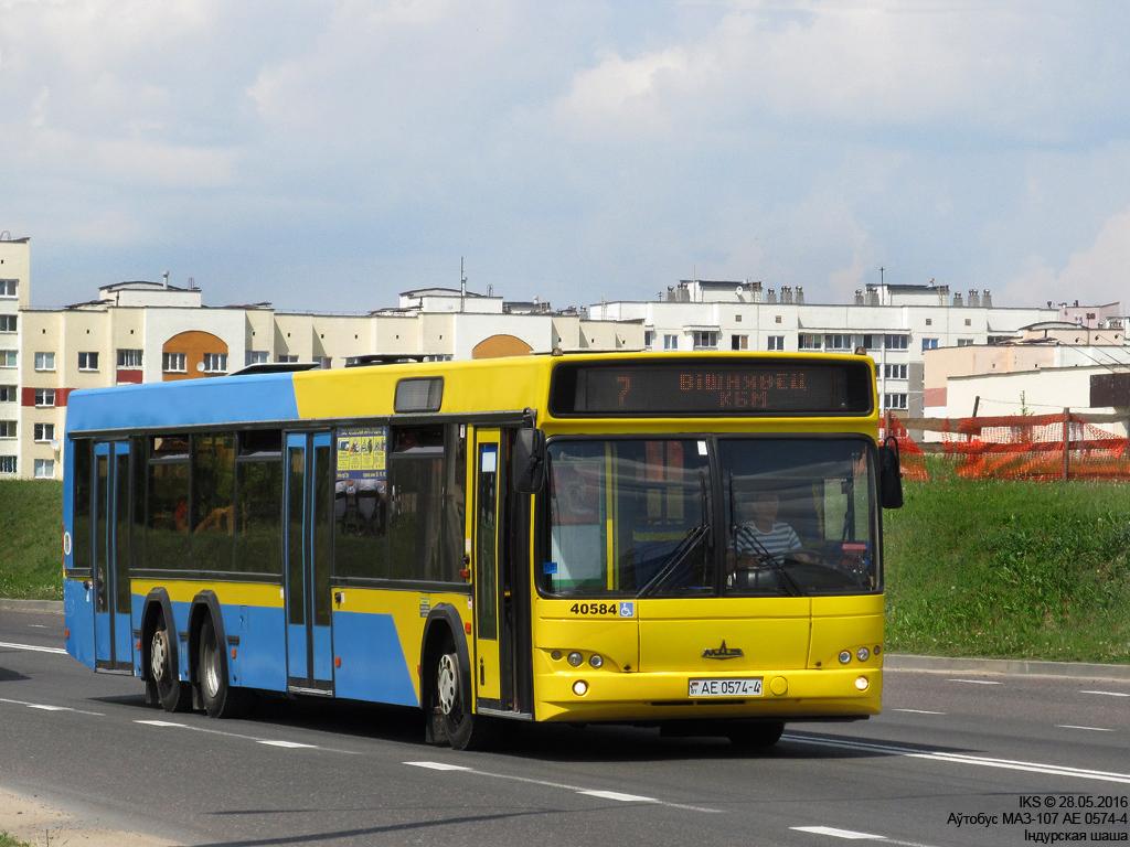 Grodna, MAZ-107.466 # 040584