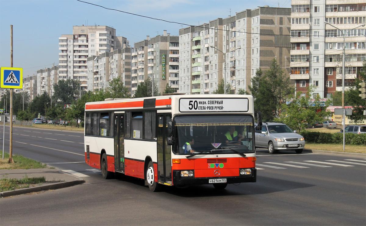 Krasnoyarsk, Mercedes-Benz O405N # У 621 КМ 124