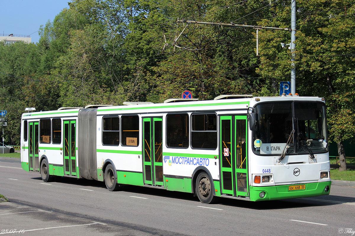Khimki, LiAZ-6212.01 # 0448