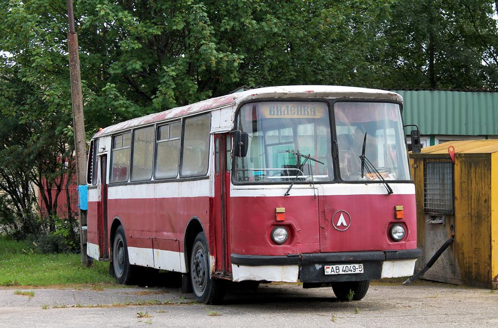 Vileyka, LAZ-695Н # АВ 4049-5