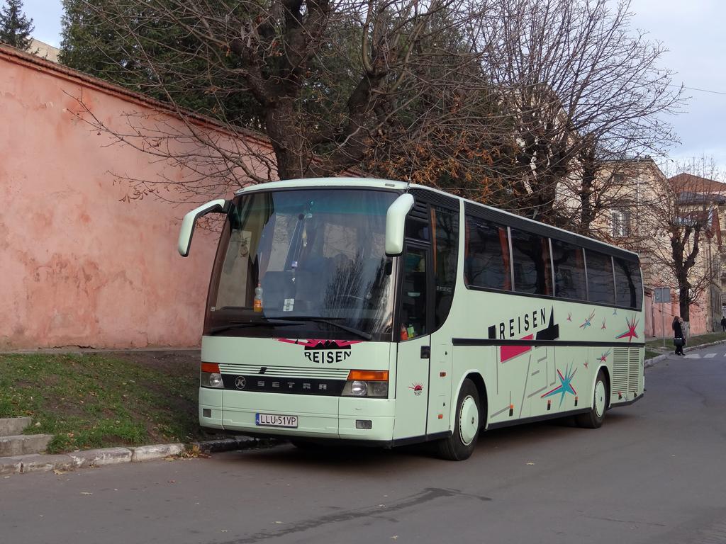Łuków, Setra S315HD # LLU 51VP