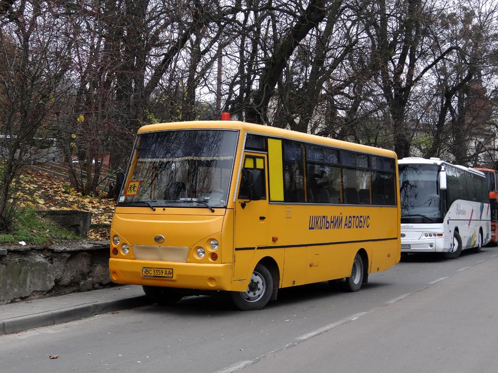 Busk, I-VAN A07A1-10 # ВС 3359 АА