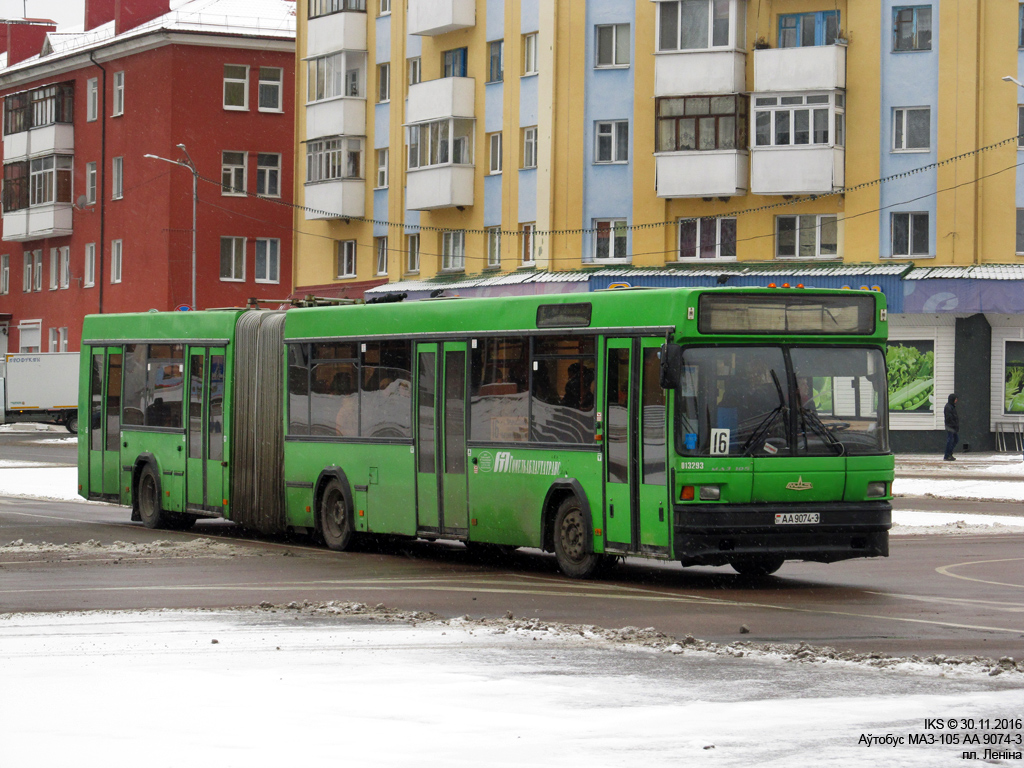 Mozyr, MAZ-105.065 # 013293