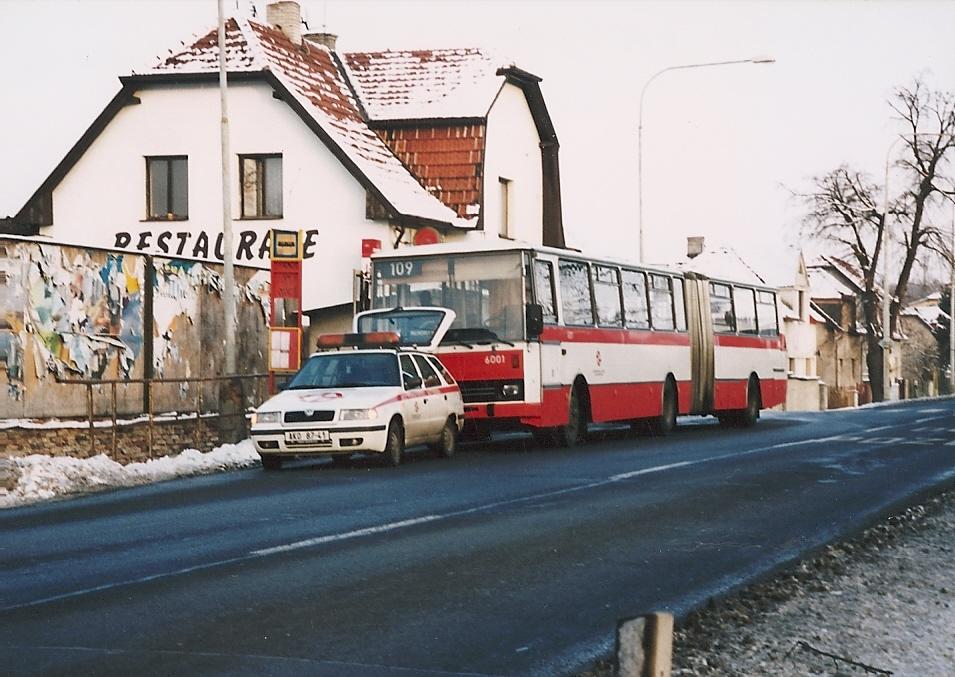 Prague, Karosa B741.1908 # 6001