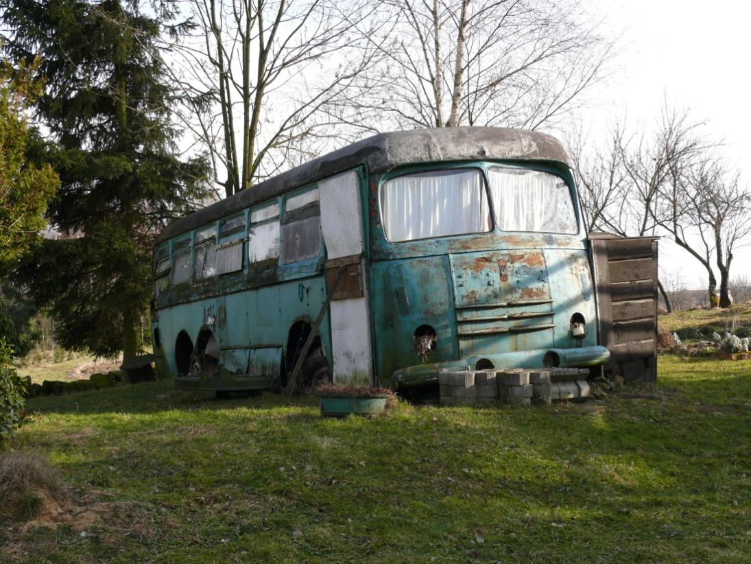 Okres Praha-západ, Tatra 500 HB # б/н 500 HB