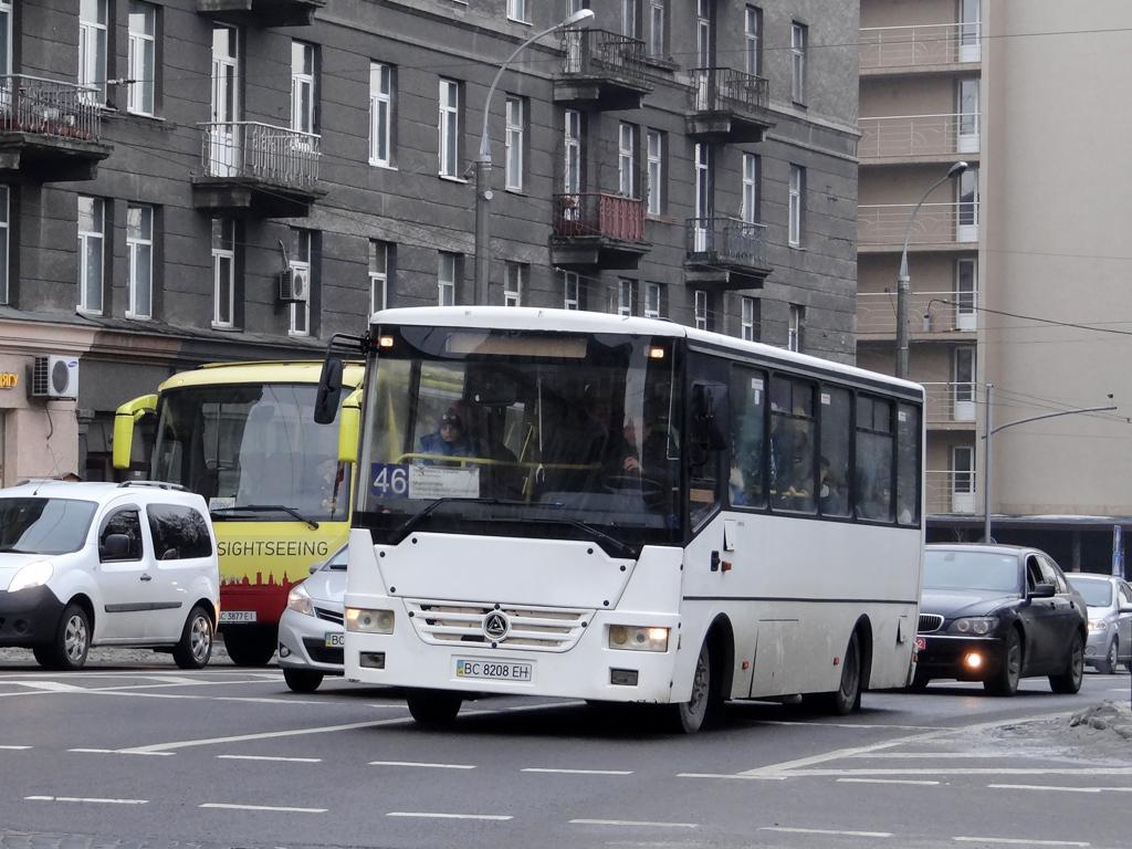 """Lviv, БАЗ-А081.10 """"Василёк"""" # ВС 8208 ЕН"""