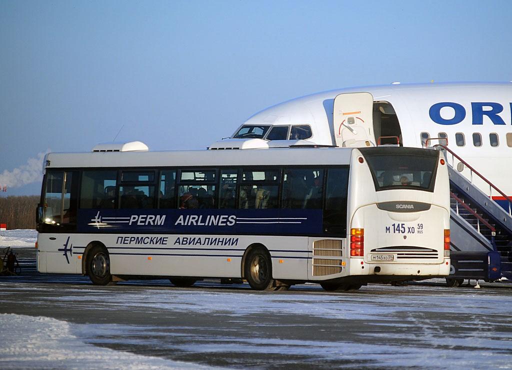 Perm, Scania OmniLink CL94UB # М 145 ХО 59