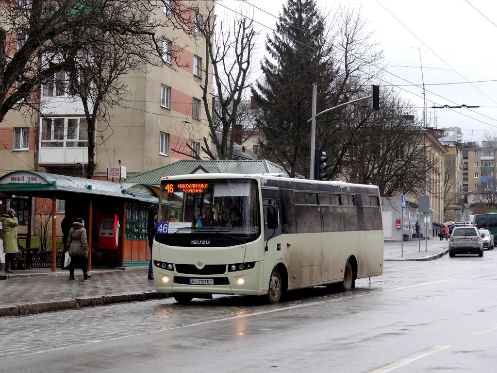 Lviv, Ataman A092H6 # ВС 2123 ЕТ