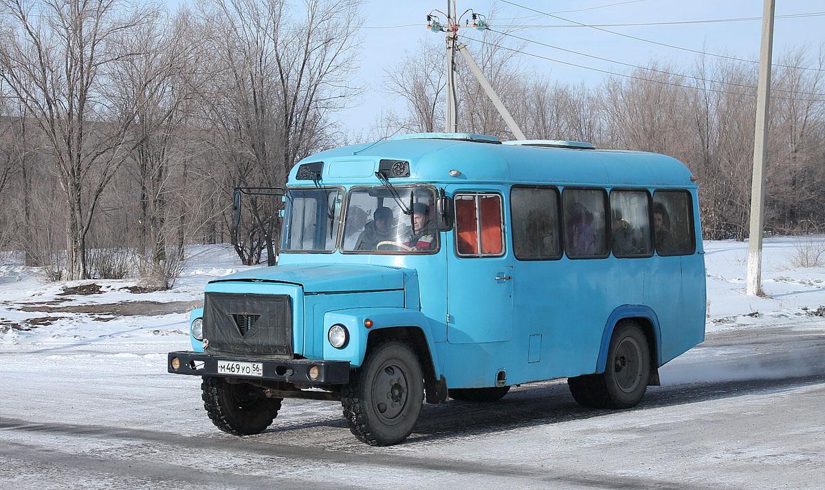 Гай, KAvZ-3976 # М 469 УО 56