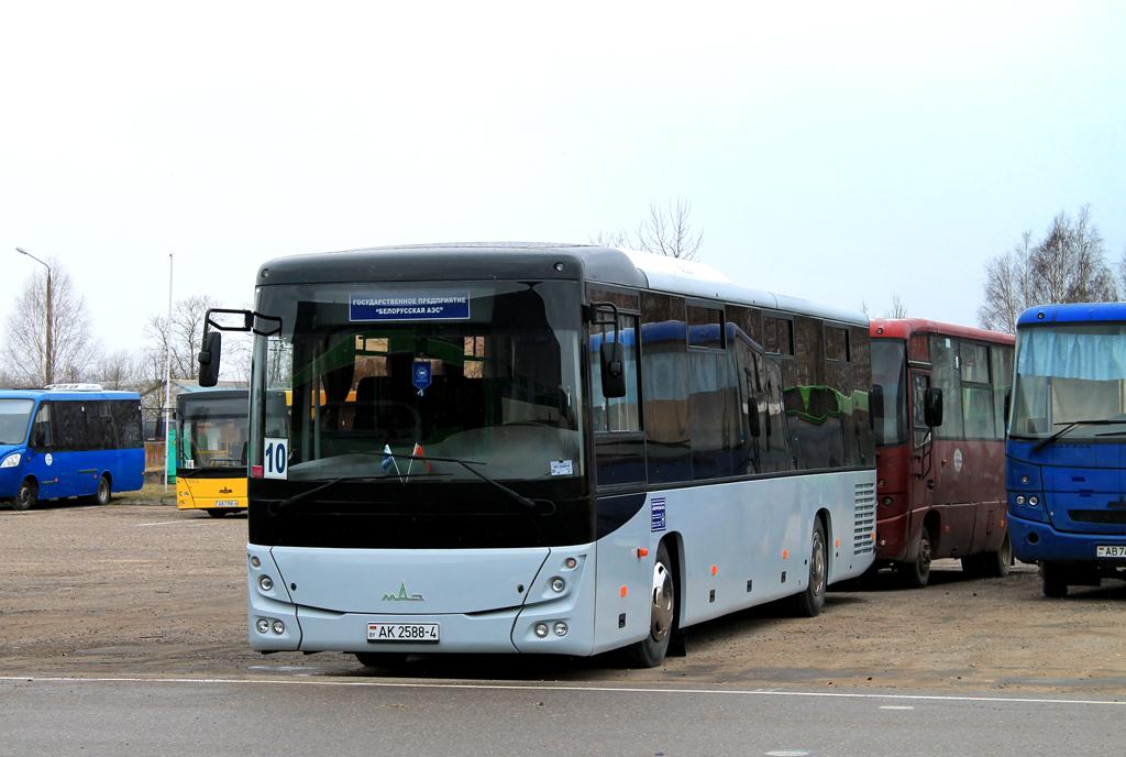 Ostrovec, МАЗ-231.062 # АК 2588-4