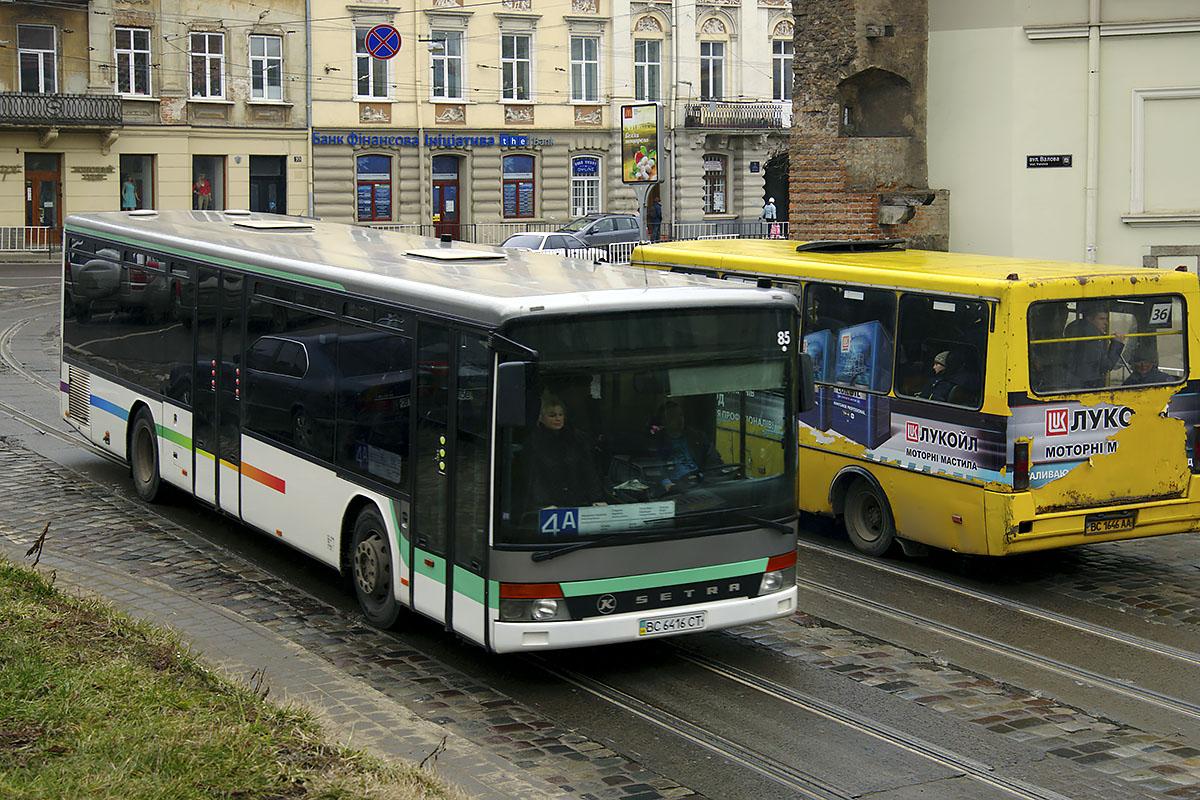 Lviv, Setra S315NF # ВС 6416 СТ