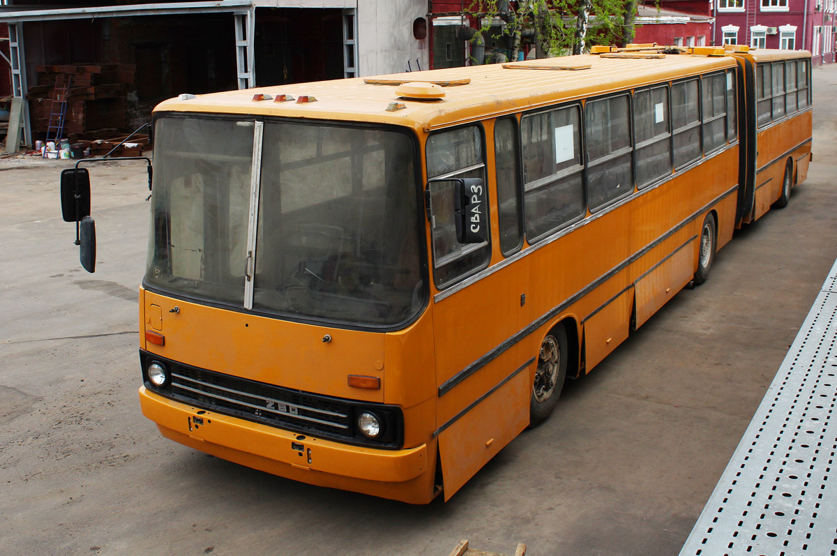 Moscow, Ikarus 283.00 # 17248