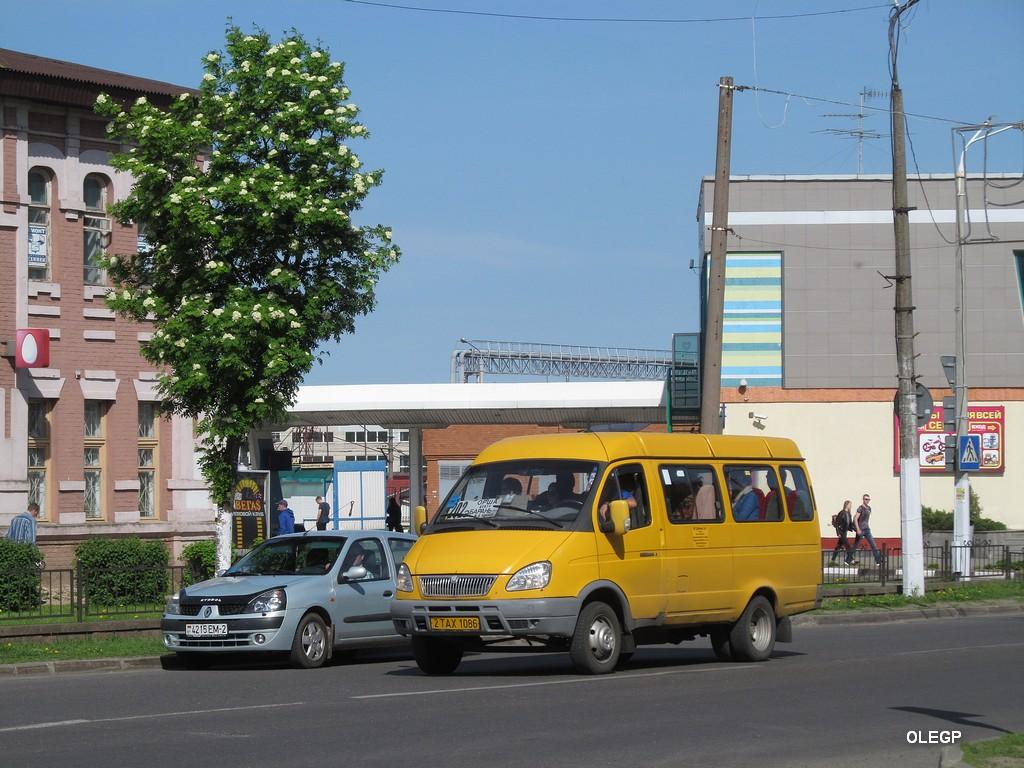 Orsha, GAZ-322132 # 2ТАХ1086