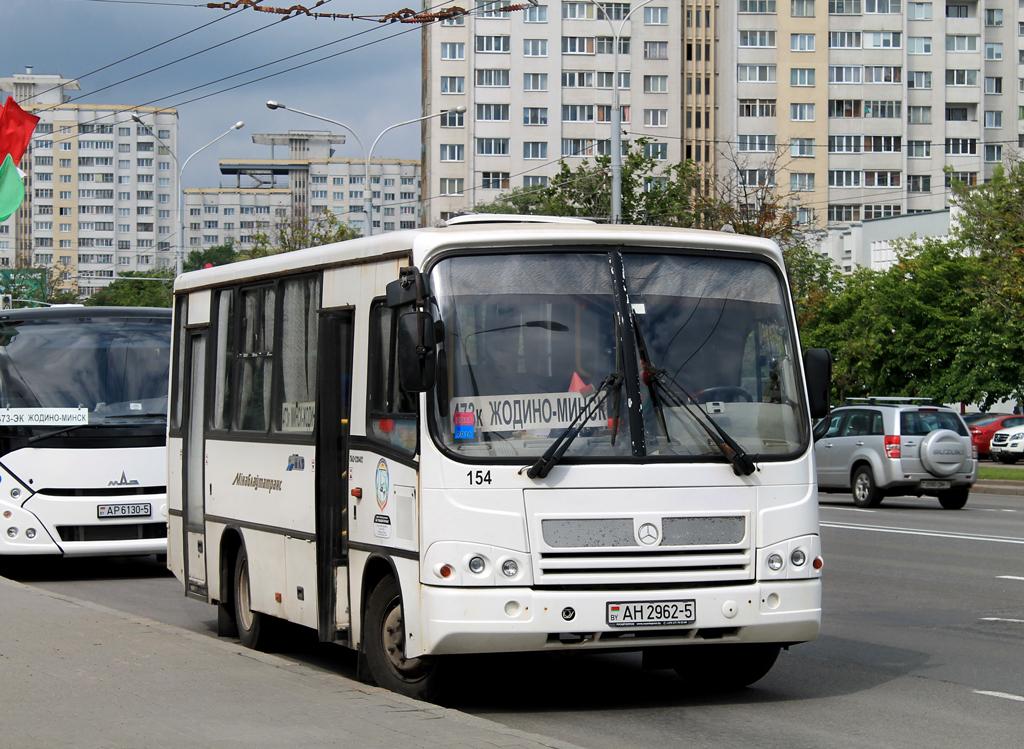 Zhodino, PAZ-320402-05 (32042E, 2R) # 154
